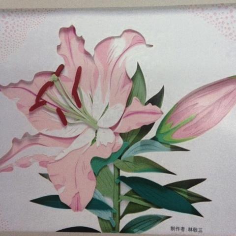 彫紙アート 作り方 創始者林敬三